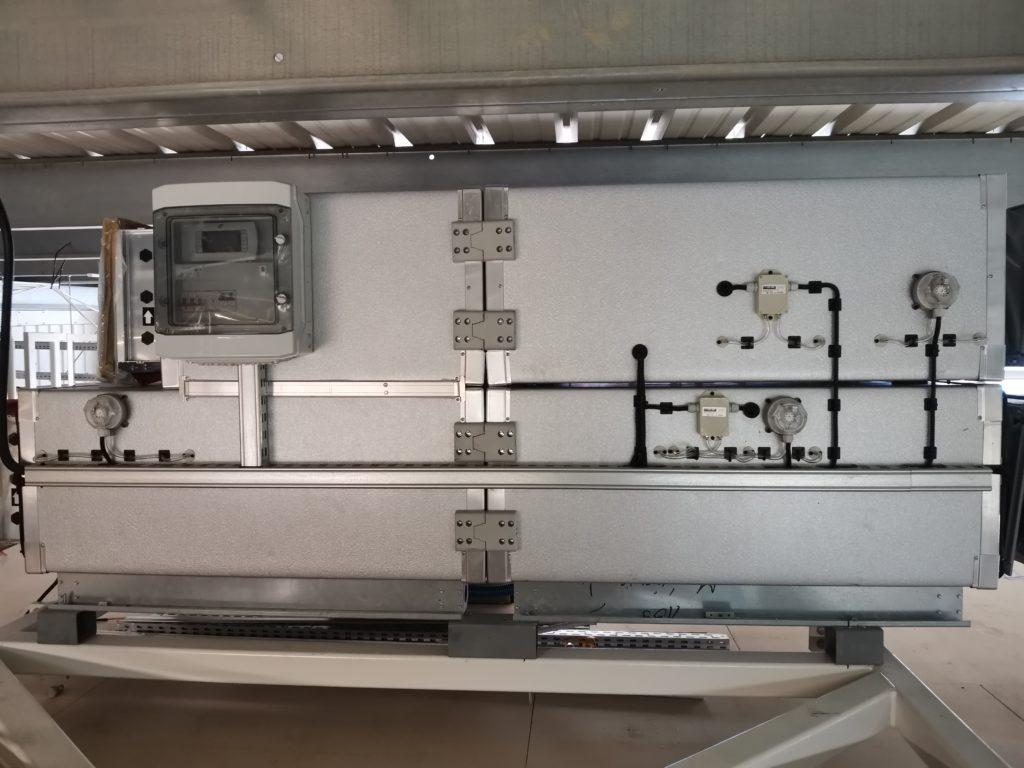 automatyka centrali wentylacyjnej. AUTOMATYKA HVAC