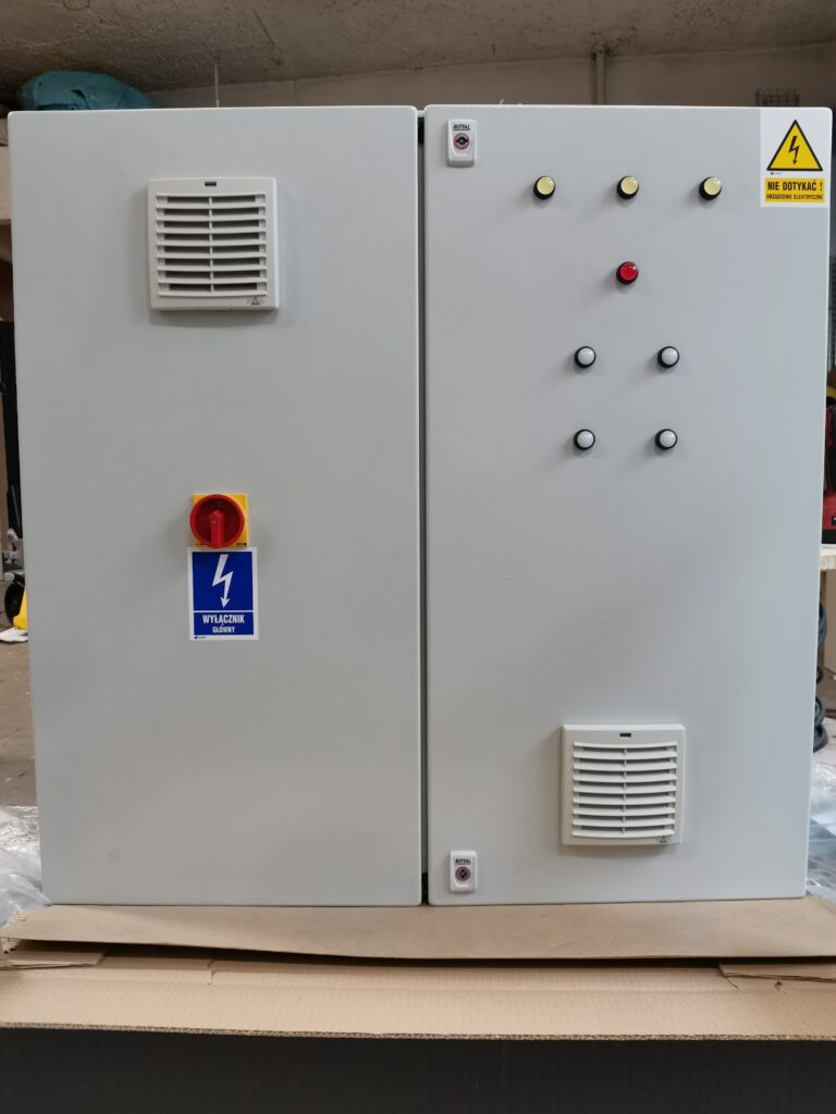 Prefabrykacja rozdzielnic automatyki